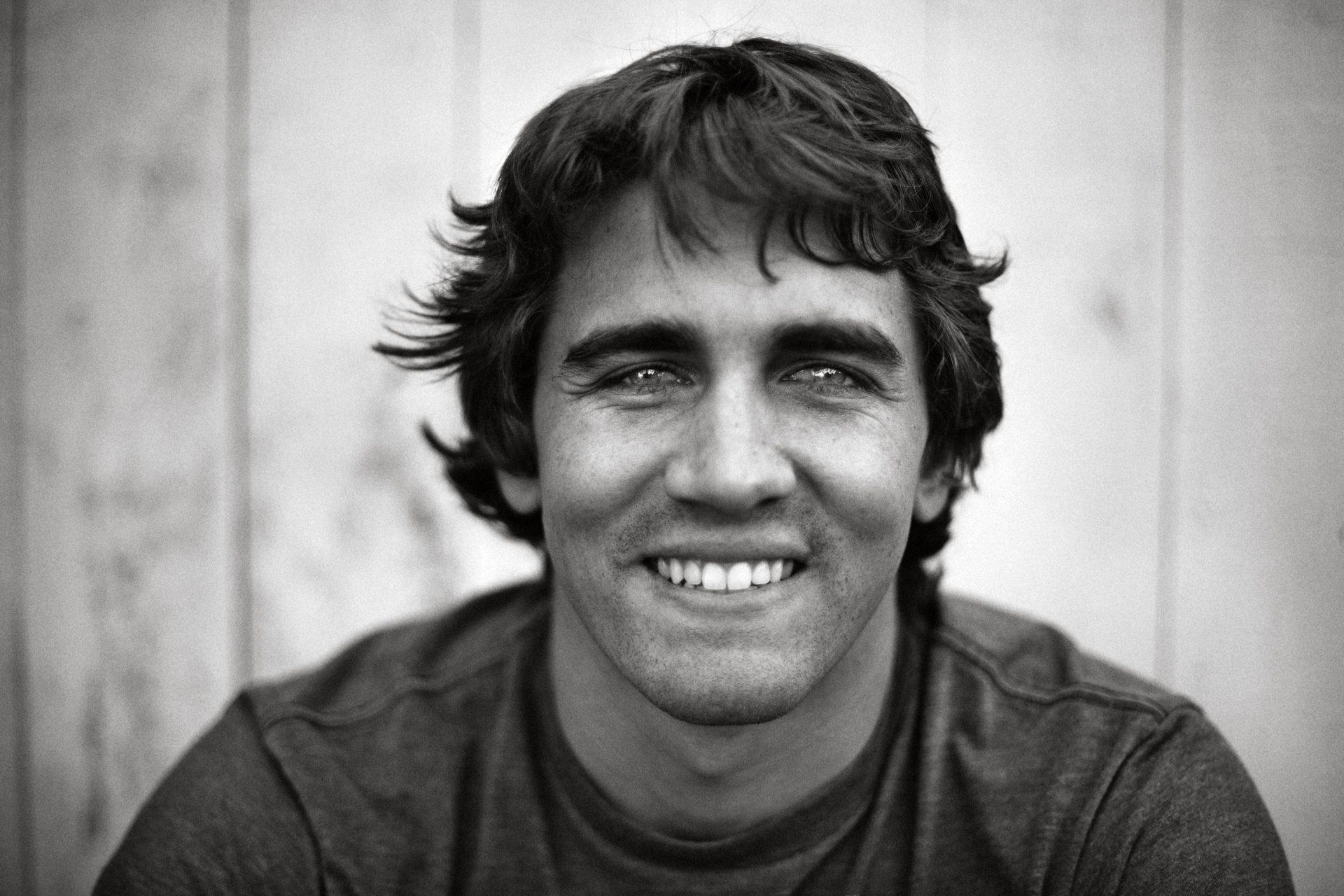 Big wave surfing legend Greg Long