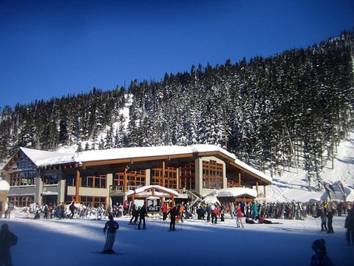 Glacier Creek Lodge, Whistler, BC