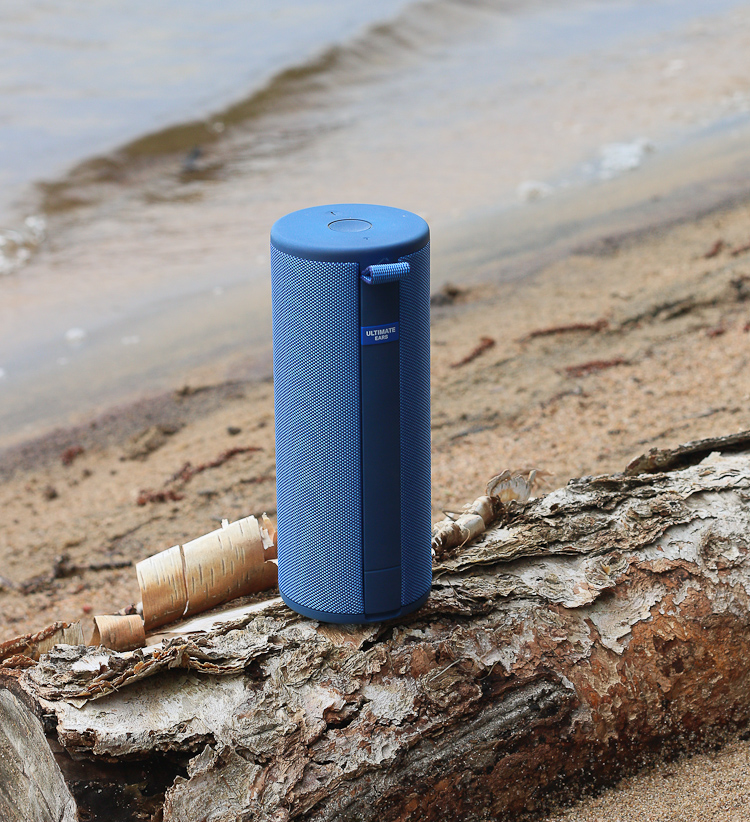 Ultimate Ears BOOM 3 Bluetooth speaker, reviewed by Mountain Life Media