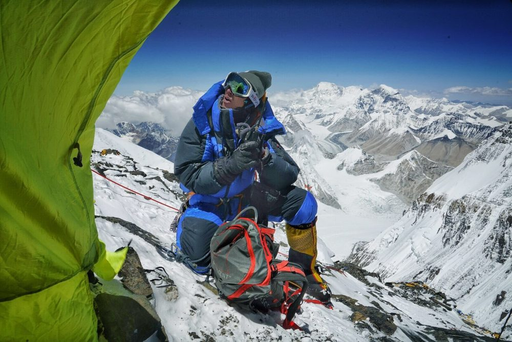Adrian Ballinger, Alpenglow Expeditions, by Mountain Life Media