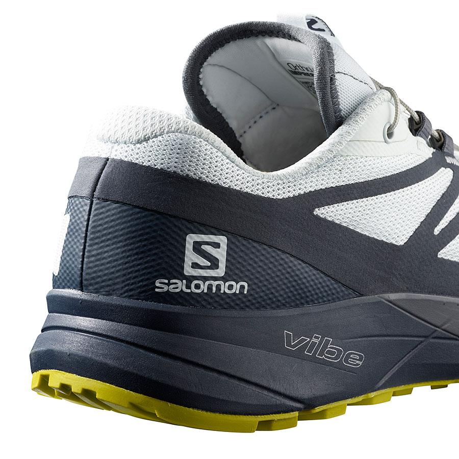Salomon Sense Ride 2 trail runners by Mountain Life Media