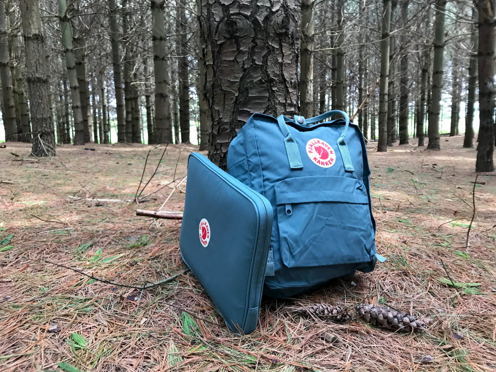 Fjallraven Kanken backpack reviewed by Mountain Life Media