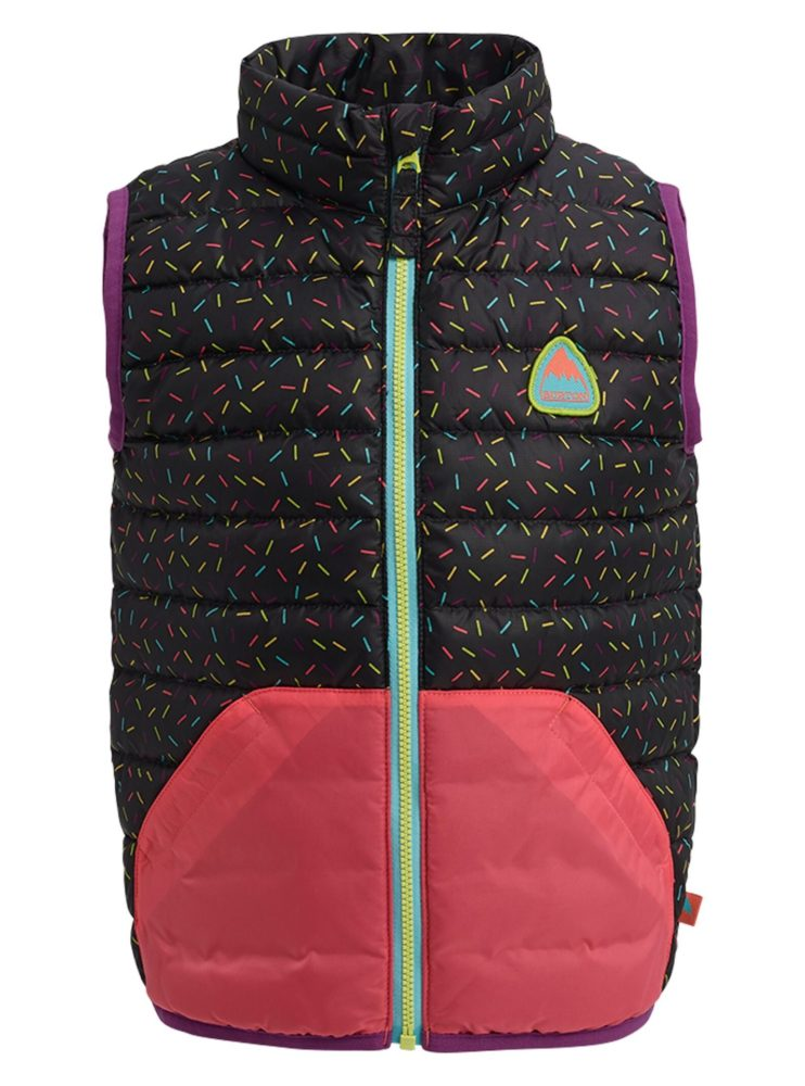 Burton Vest, reviewed by Mountain Life Media