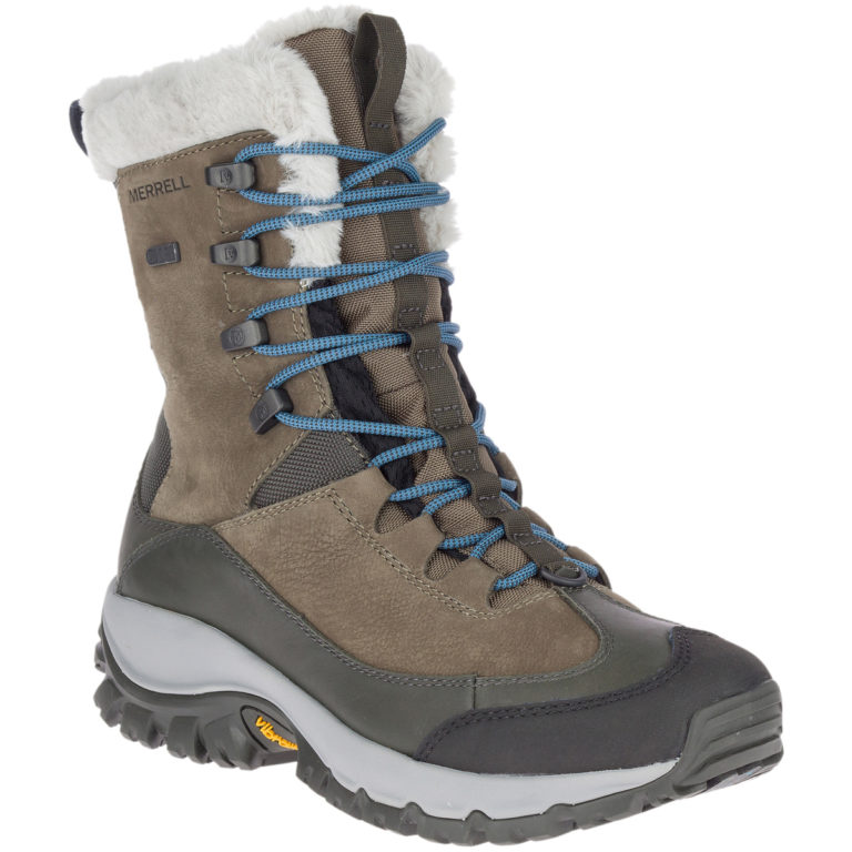 Merrell Arctic Grip reviewed by Mountain Life Media