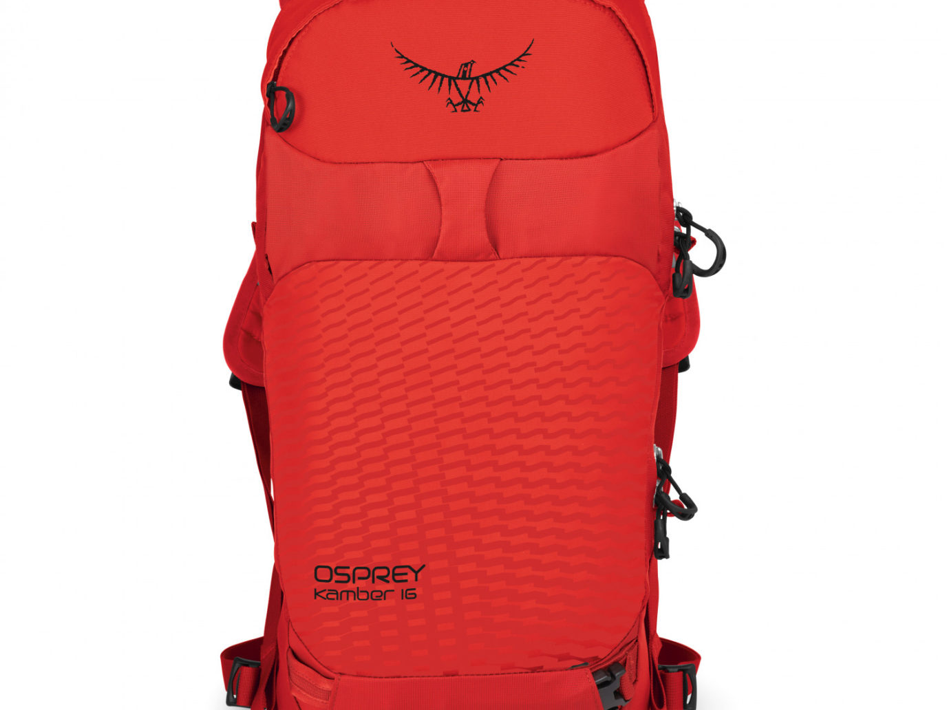 Osprey Kamber pack reviewed by Mountain Life Media