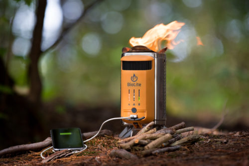 BioLite campstove 2 reviewed by Mountain Life Media