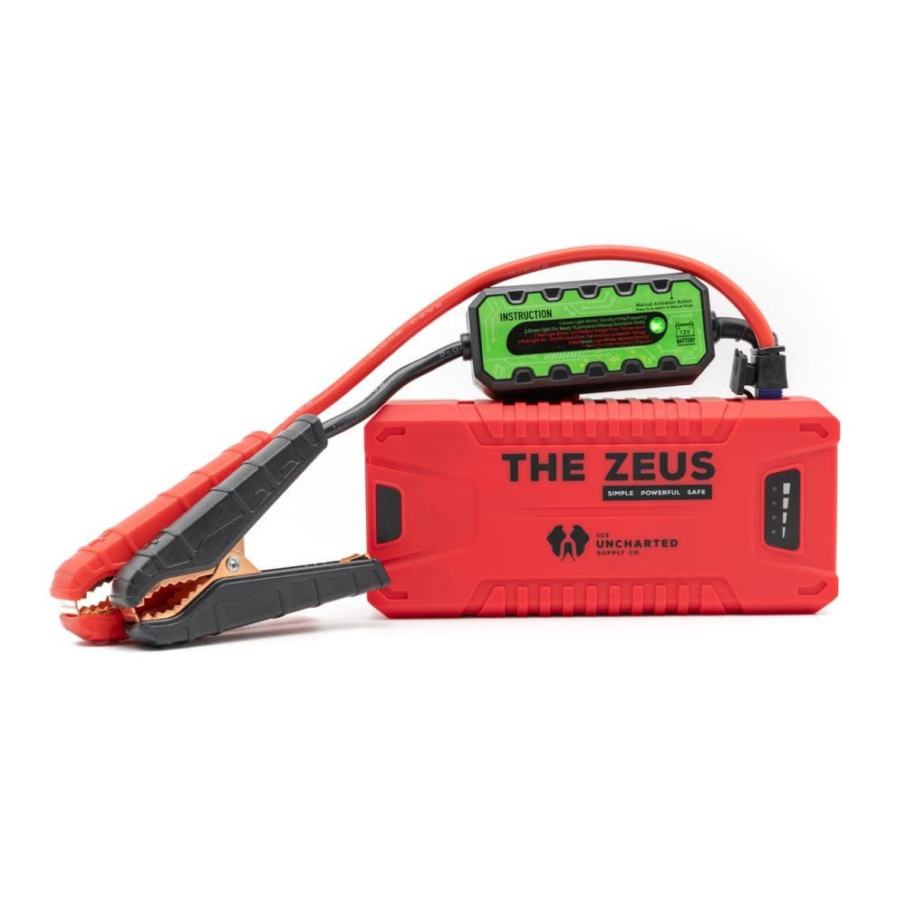 Zeus portable battery reviewed by Mountain Life Media