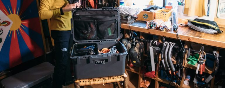 Yeti GoBox reviewed by Mountain Life Media