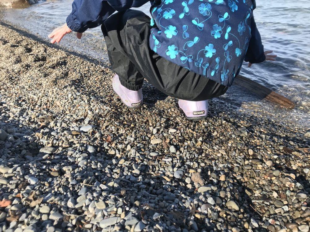BOGS Rainboot Plush Kids Mountain Life Media