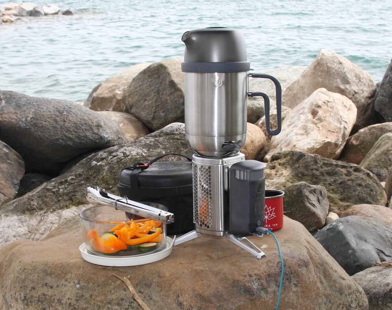 BioLite CampStove 2 Mountain Life
