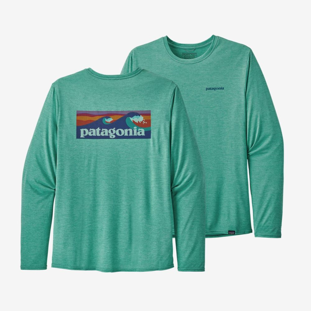 Patagonia shirt reviewed by Mountain Life