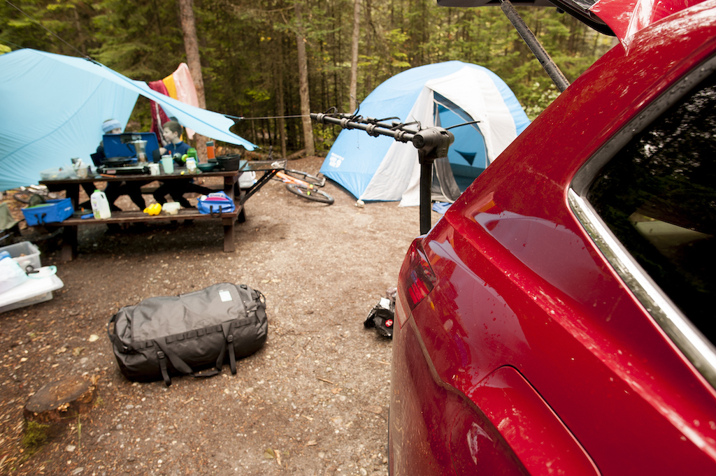 Rethinking Road trips after COVID-19 driving British Columbia parks tour Volkswagen