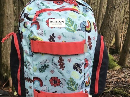 Review of Burton Metalhead kids backpack