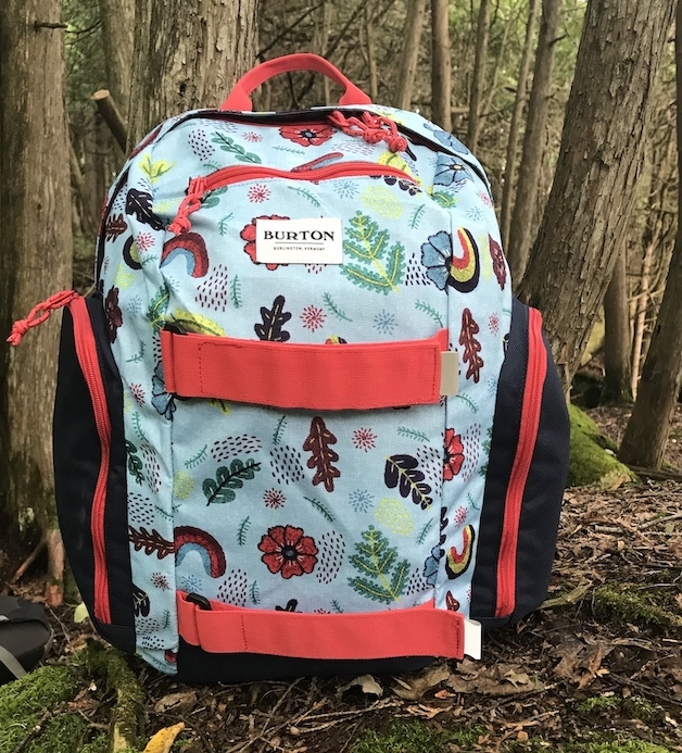 Review of Burton Metalhead kids backpack