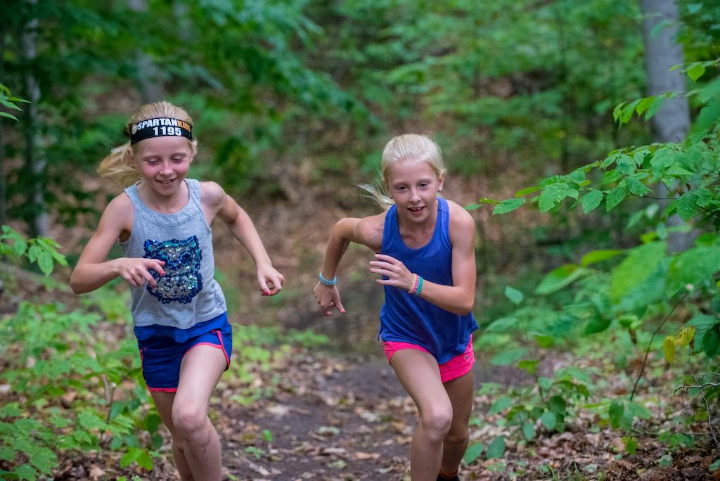 Raising-Girls-Who-Rip-Allison-Kennedy-Davies-girls-running-forest