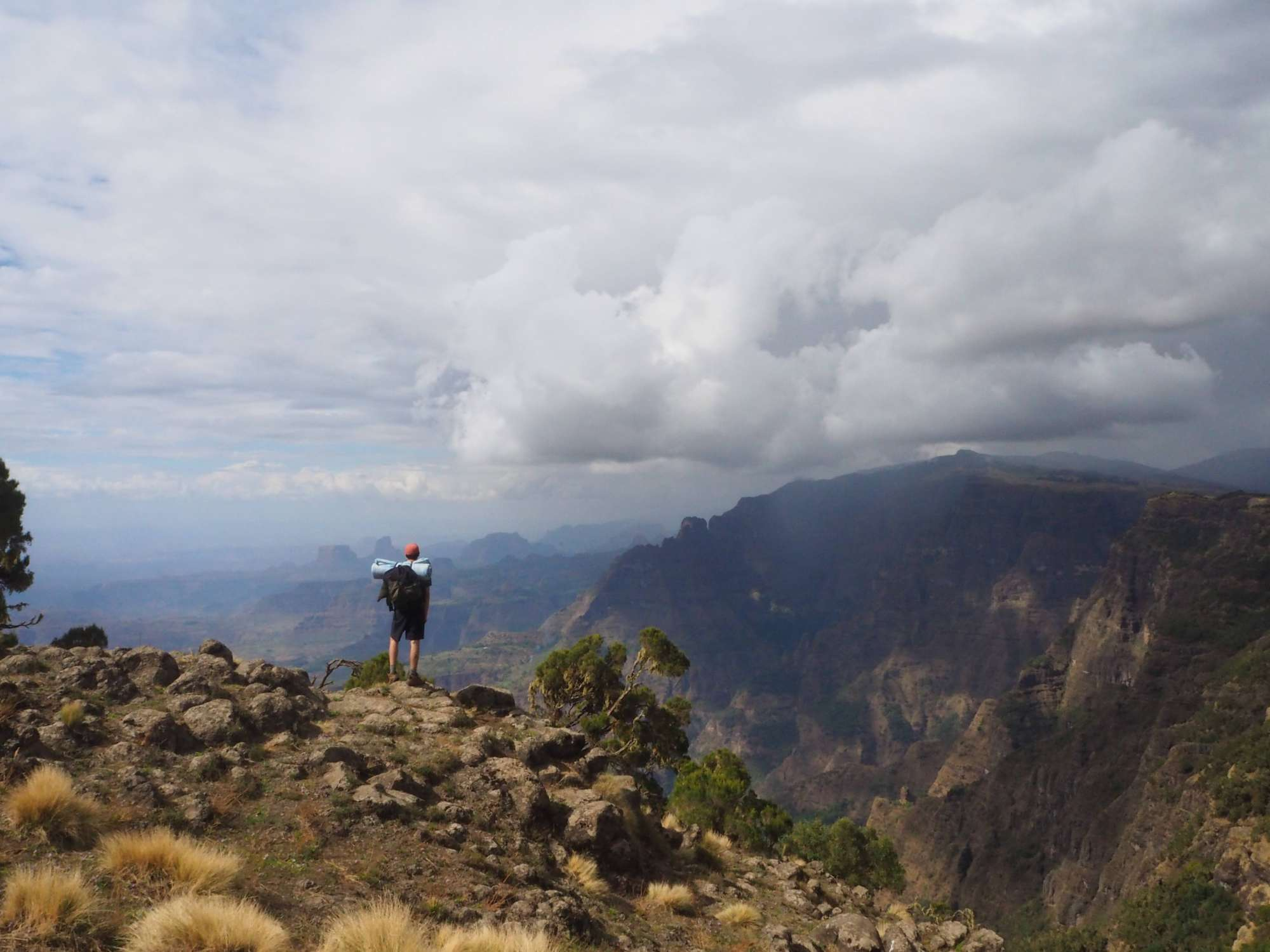 Trekking-Ethiopias-Simien-Mountains-Mafia-AK-47s-and-a-Park-at-Risk-backpacker-view