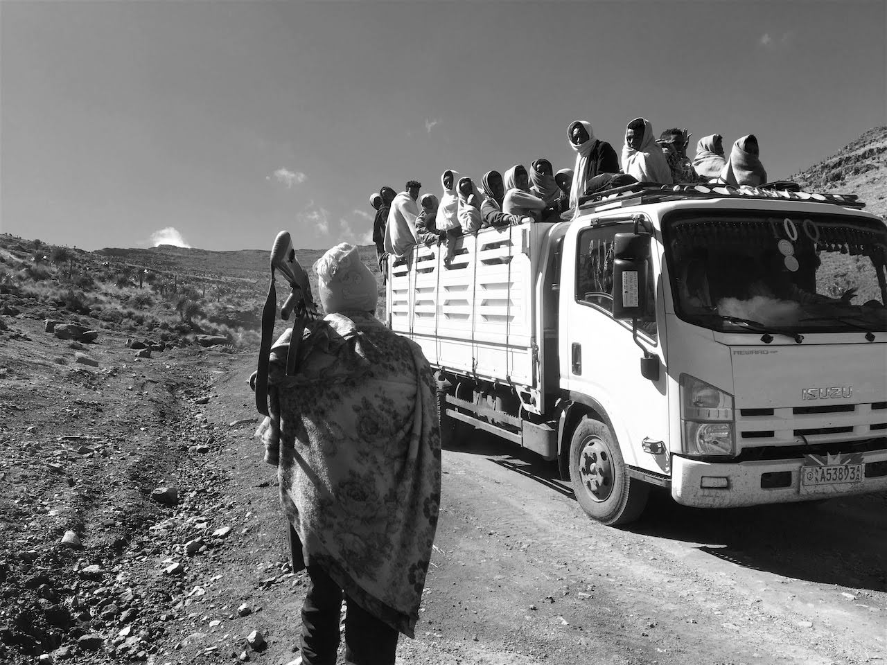 Trekking-Ethiopias-Simien-Mountains-Mafia-AK-47s-and-a-Park-at-Risk-scout-truck