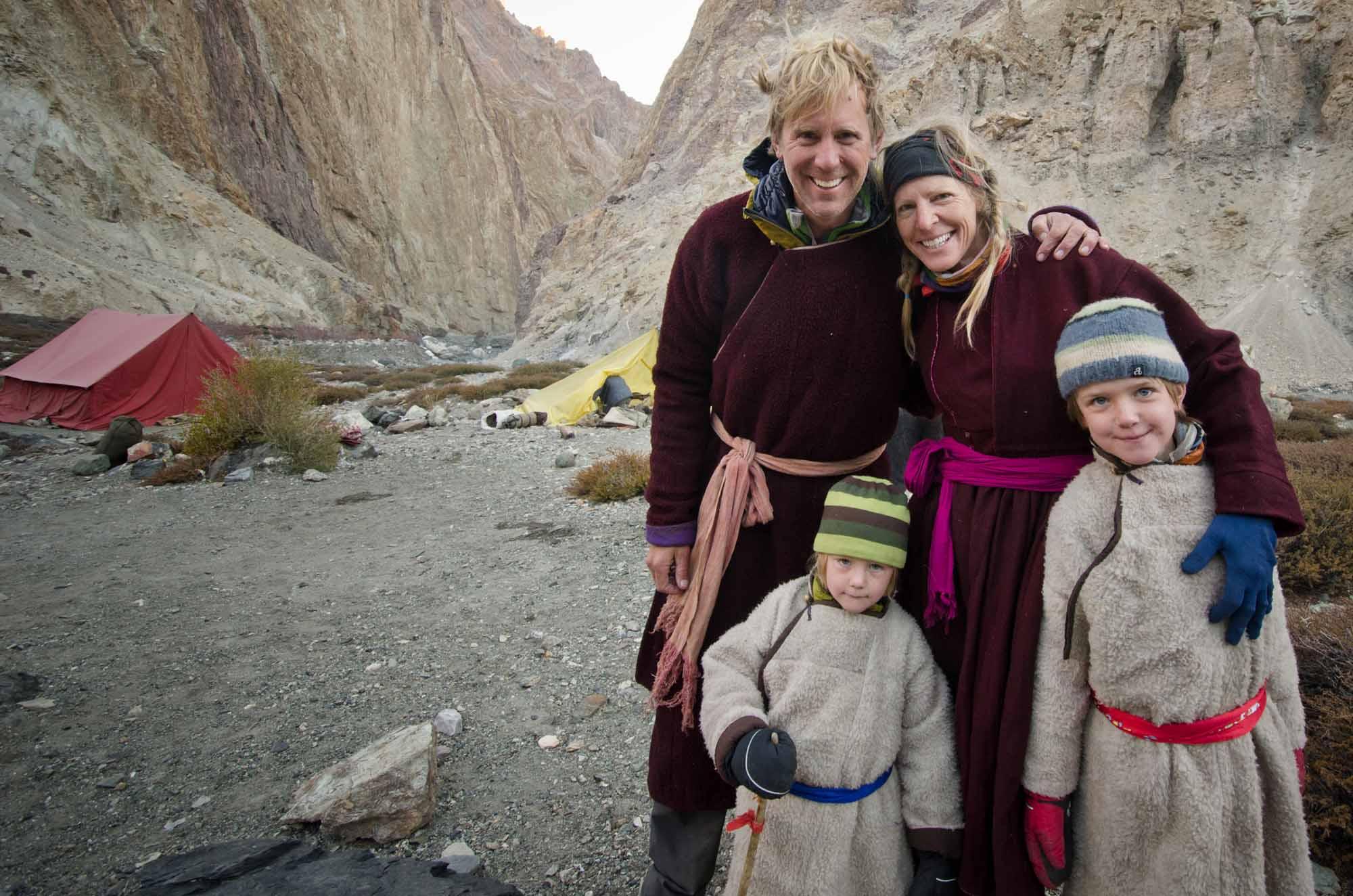 Blue-Sky-Kingdom-Family-Vacation-to-a-Buddhist-Monastery-KarshaGompa-BruceKirkby-family