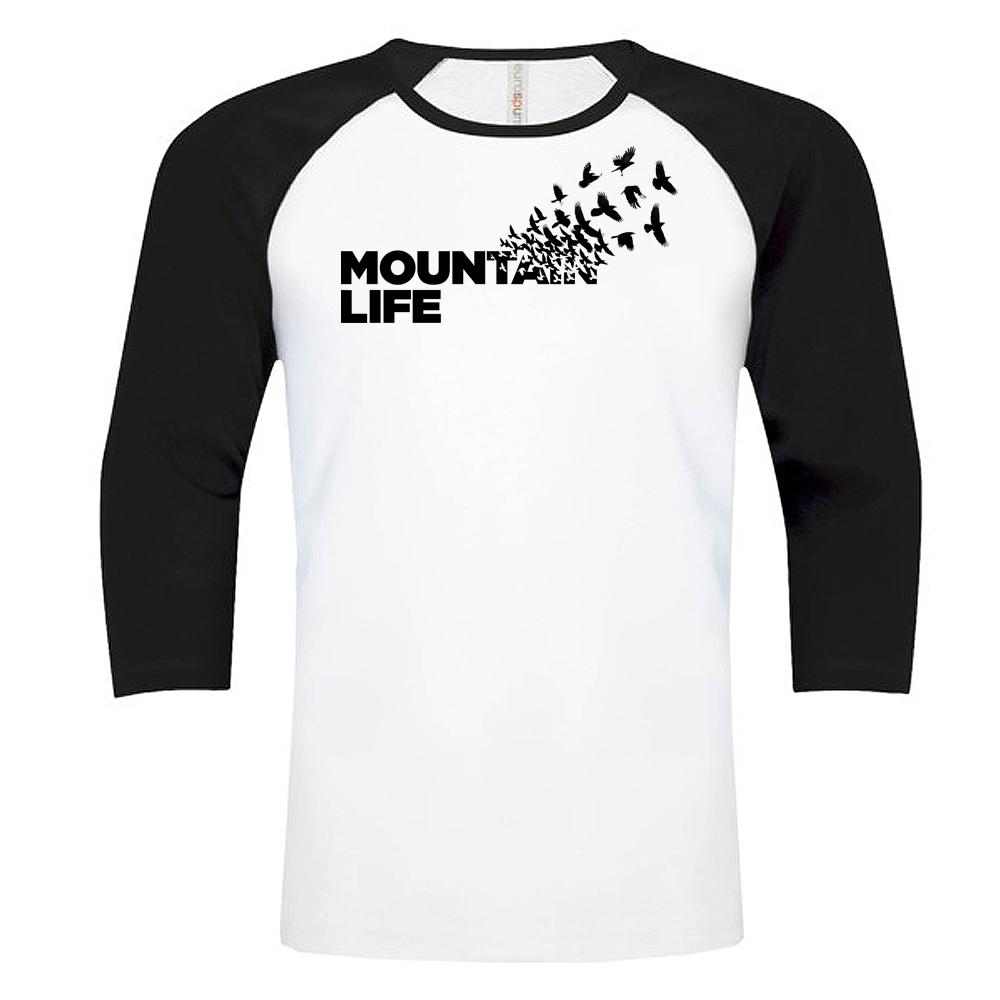 Cue-Flaming-Guitar-Solo-Mountain-Life-T-Shirts-single-In-Flight-Tee