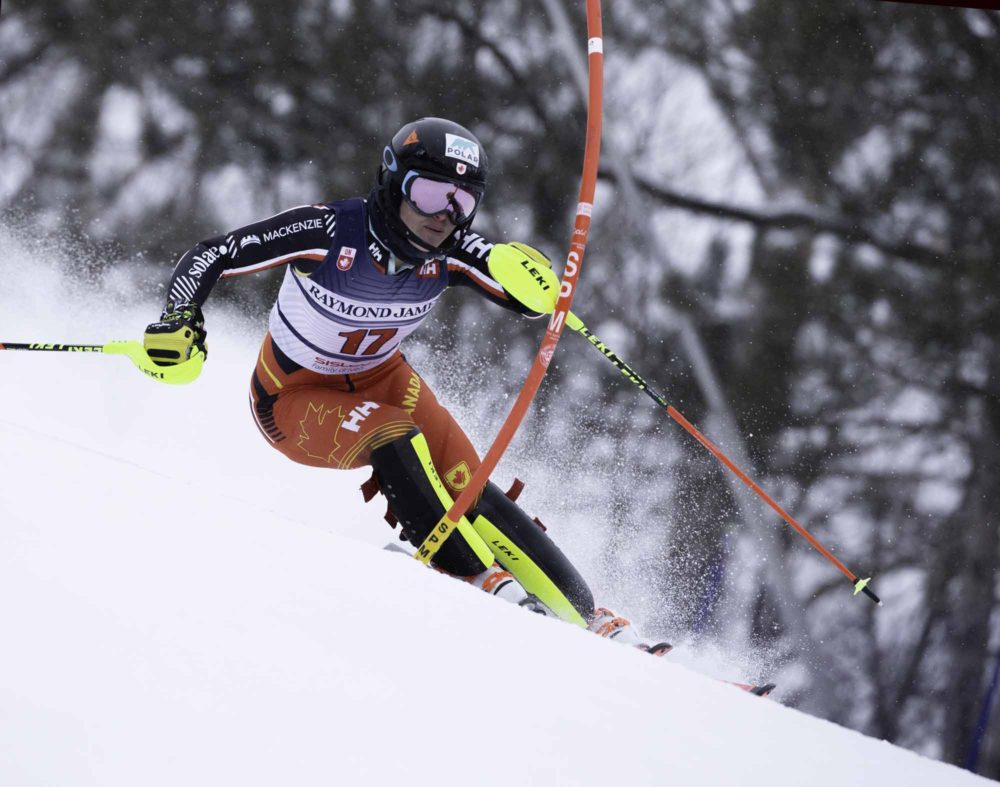 Erin-Mielzynski-Pandemic-Prep-World-Cup-Dreams-slalom-ski-course