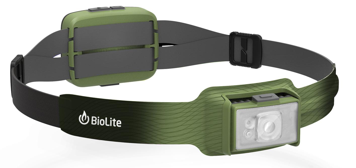 Flood-Your-Trail-BioLites-New-Pro-Level-Headlamp-750-Green-front