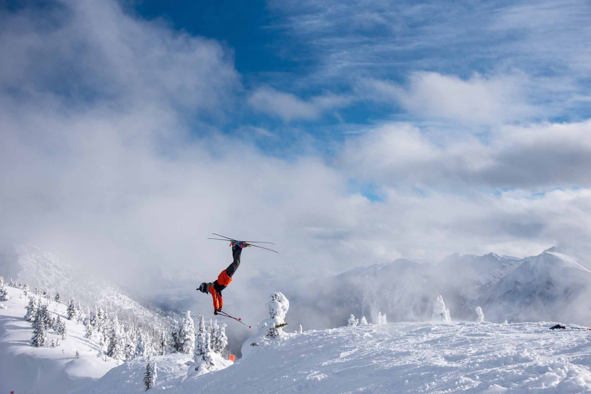 Into-the-Great-White-Open-Moms-Shred-Golden-BC-Allison-Kennedy-Davies-skier-air-Kicking-Horse