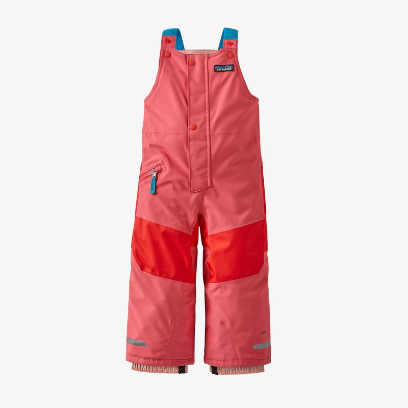 Snow-Pile-Patagonias-Recycled-Jackets-and-Bibs-for-Youngsters-bib-front-pink
