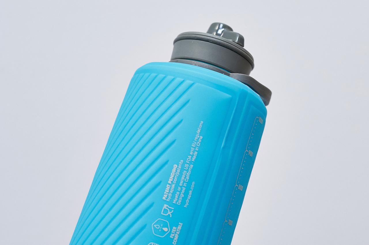 Stowable-Hydration-HydraPaks-Flux-Flexible-Bottle-side-detail