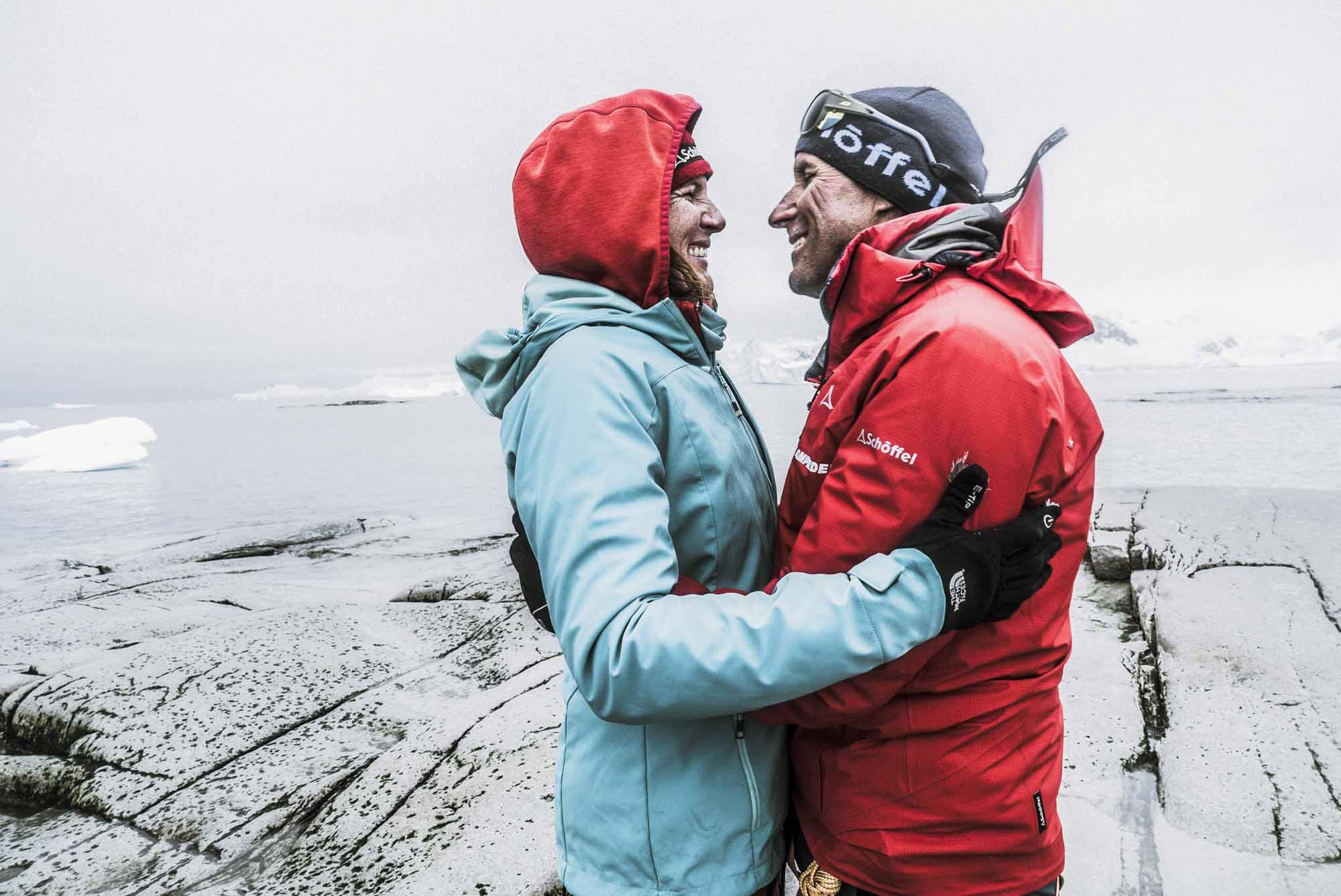 Polar-Quest-Exploration-Polaire-Exploring-Boundaries-in-Antarctica-Caroline-Cote-photo-Nancy-Hansen-Ralf-Dujmovits