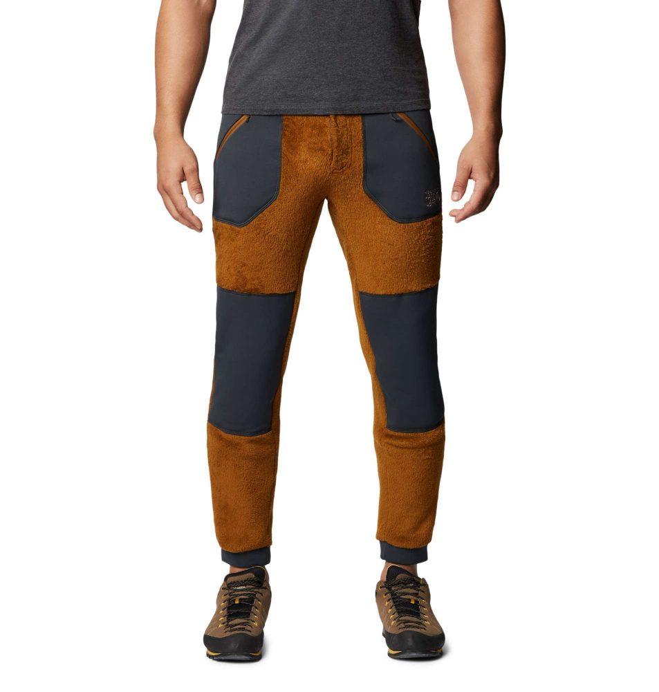 Mountain-Hardwear-Polartec-High-Loft-Pant-mens-front-bottom-half