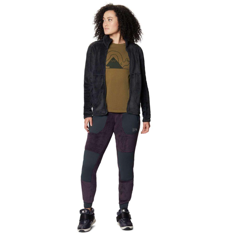 Mountain-Hardwear-Polartec-High-Loft-Pant-womens-front-full