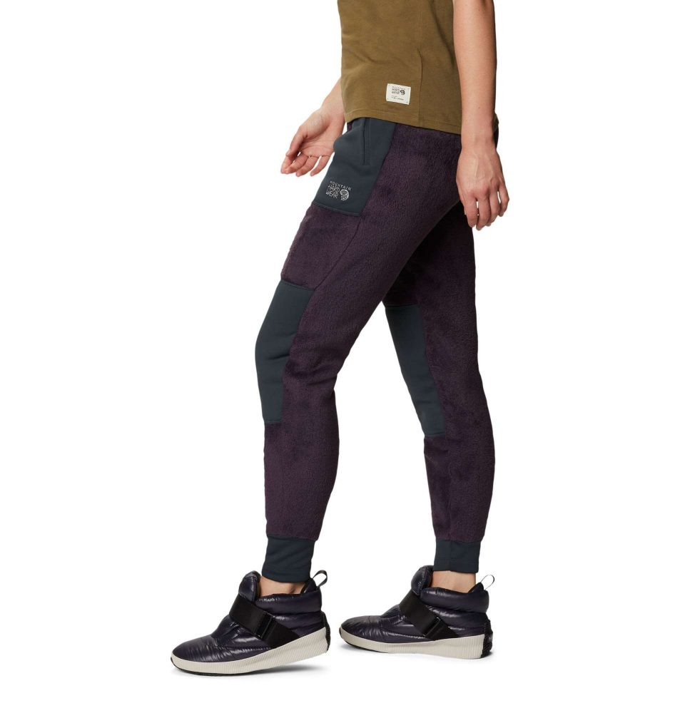 Mountain-Hardwear-Polartec-High-Loft-Pant-womens-side-view