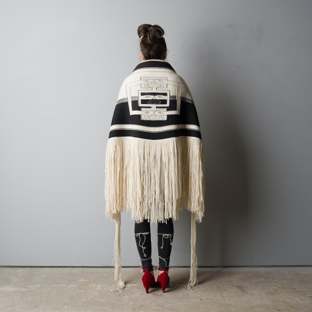 Wrapped-in-the-Cloud-The-Story-Behind-Meghann-OBriens-Sky-Blanket-Meghann-standing-back