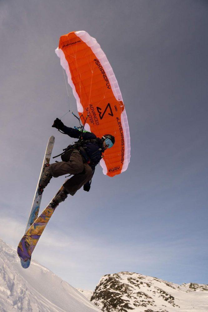 Advanced-shelter-ski-wing